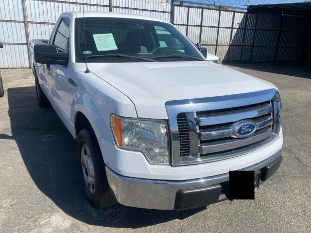 Ford F150 salvage cars for sale: 2012 Ford F150