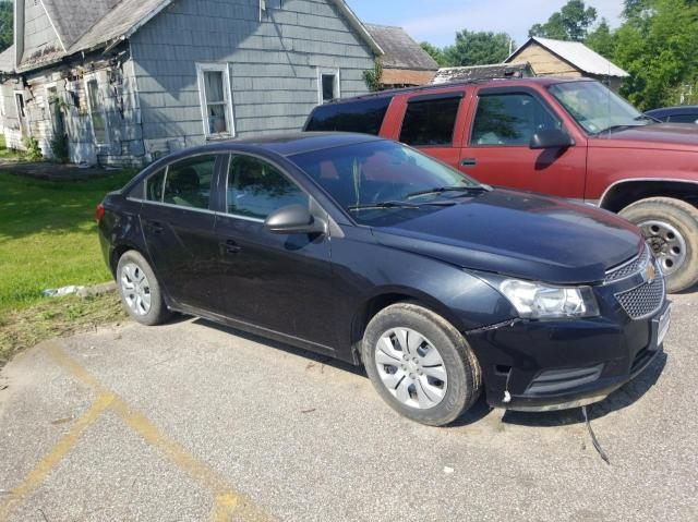 Salvage 2012 CHEVROLET CRUZE - Small image. Lot 57038011
