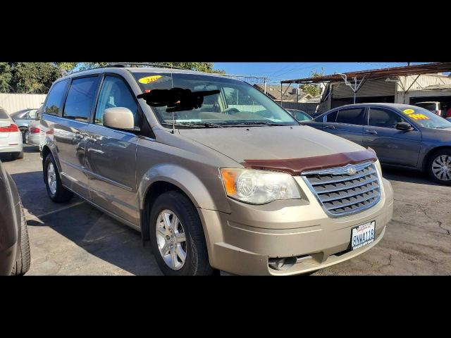 Chrysler Vehiculos salvage en venta: 2008 Chrysler Town & Country