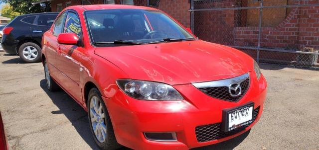 Mazda Vehiculos salvage en venta: 2007 Mazda 3 I