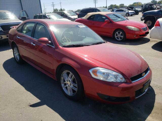 Salvage cars for sale from Copart Nampa, ID: 2014 Chevrolet Impala LIM