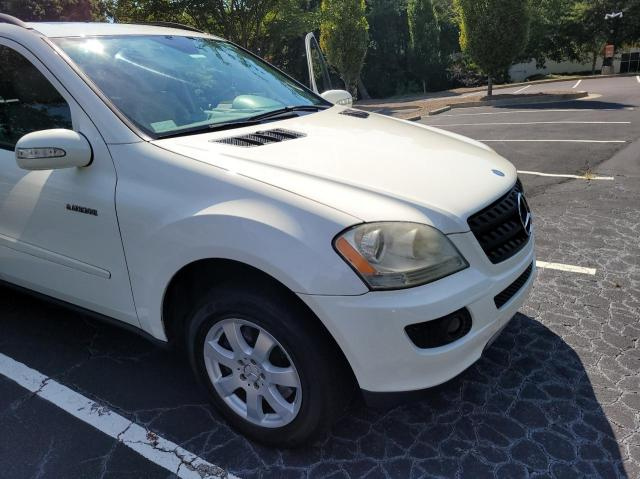 Salvage cars for sale from Copart Austell, GA: 2006 Mercedes-Benz ML 350