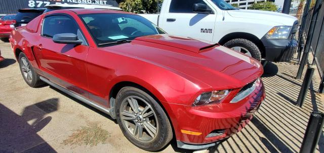 FORD MUSTANG 2010 0