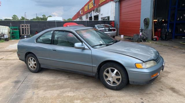 Salvage cars for sale from Copart Houston, TX: 1995 Honda Accord EX