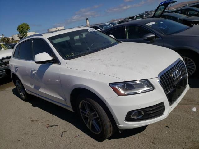 Vehiculos salvage en venta de Copart Martinez, CA: 2017 Audi Q5 Premium
