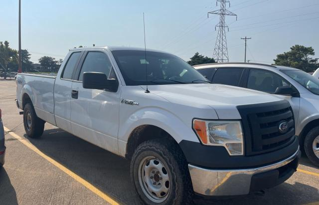 Salvage trucks for sale at Oklahoma City, OK auction: 2012 Ford F150 Super