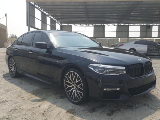 BMW 5 SERIES 2018. Lot# 56036031. VIN WBAJA1100JWC04303. Photo 1