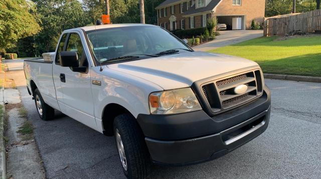 Vehiculos salvage en venta de Copart Loganville, GA: 2008 Ford F150