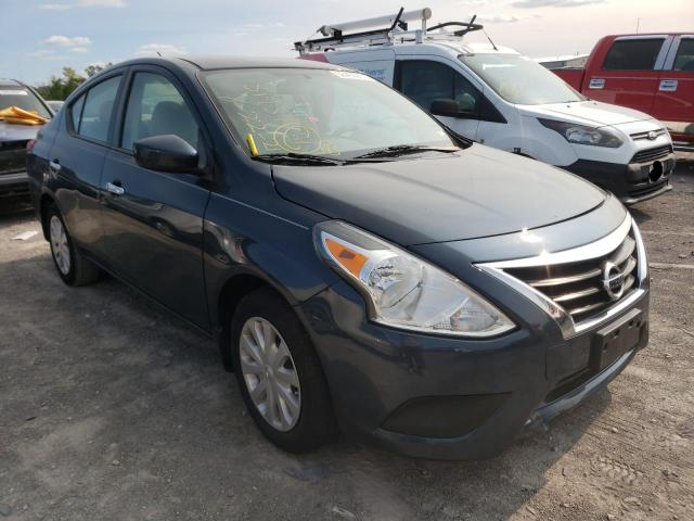 Nissan Vehiculos salvage en venta: 2015 Nissan Versa S