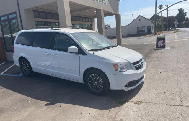 Vehiculos salvage en venta de Copart Martinez, CA: 2017 Dodge Grand Caravan