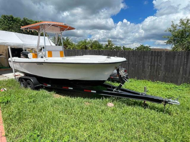 1979 Wells Cargo Boat With Trailer for sale in Homestead, FL