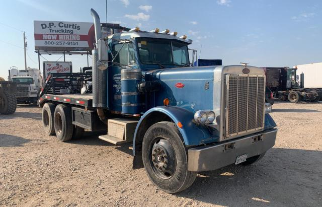 Salvage cars for sale from Copart Farr West, UT: 1974 Peterbilt 359