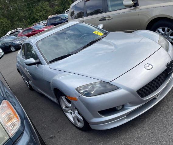 Mazda RX8 salvage cars for sale: 2004 Mazda RX8