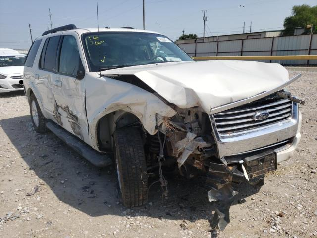 Salvage cars for sale from Copart Haslet, TX: 2010 Ford Explorer X