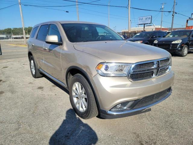 Dodge salvage cars for sale: 2014 Dodge Durango SX