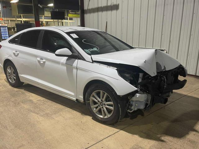 Salvage cars for sale at Oklahoma City, OK auction: 2016 Hyundai Sonata SE