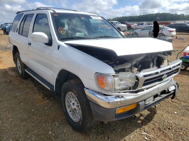 Vehiculos salvage en venta de Copart Longview, TX: 1996 Nissan Pathfinder