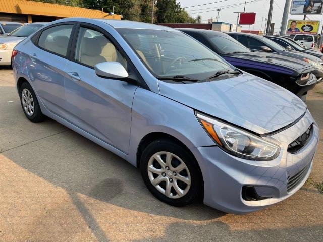 2013 Hyundai Accent GLS en venta en Oklahoma City, OK