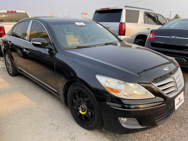 2010 Hyundai Genesis 4 en venta en Oklahoma City, OK
