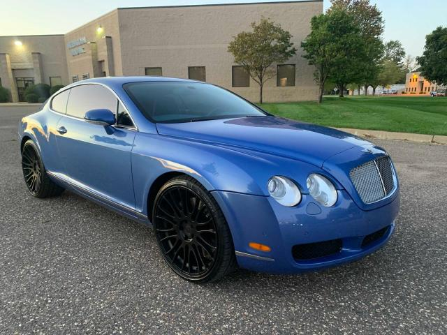 Upcoming salvage cars for sale at auction: 2005 Bentley Continental