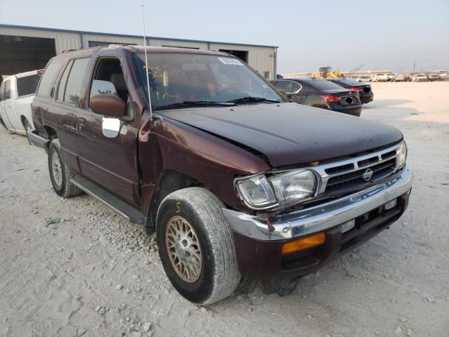 Salvage cars for sale from Copart Haslet, TX: 1998 Nissan Pathfinder