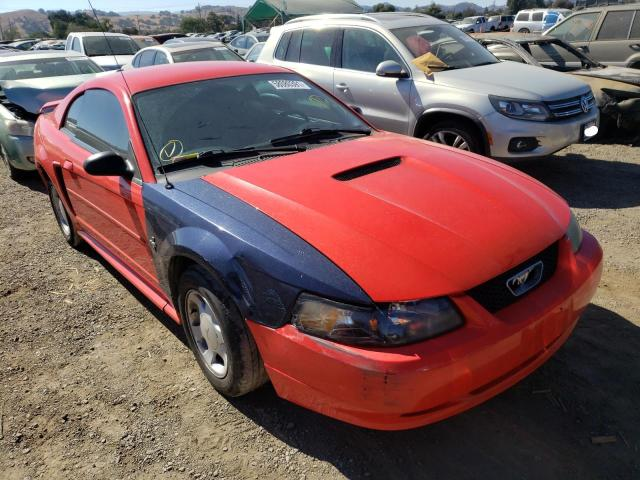 Ford salvage cars for sale: 2001 Ford Mustang