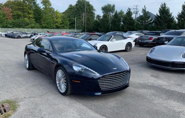 Aston Martin Rapide salvage cars for sale: 2014 Aston Martin Rapide