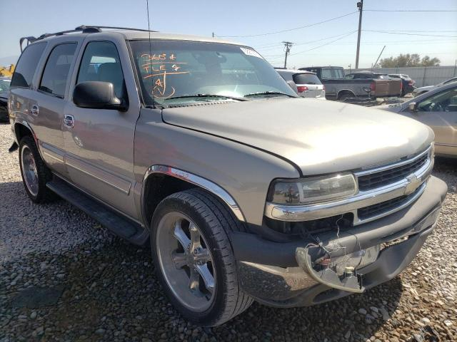 Chevrolet Tahoe salvage cars for sale: 2000 Chevrolet Tahoe