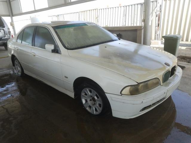 BMW 5 SERIES 2002. Lot# 53583541. VIN WBADT210X2GZ08174. Photo 1