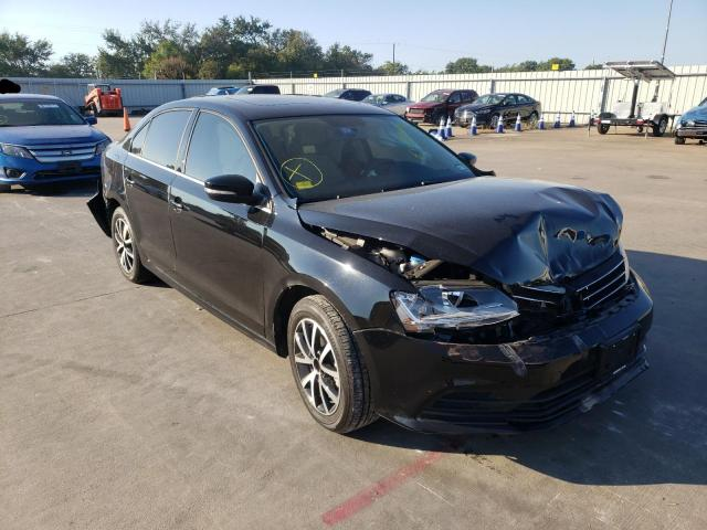 Vehiculos salvage en venta de Copart Wilmer, TX: 2018 Volkswagen Jetta SE