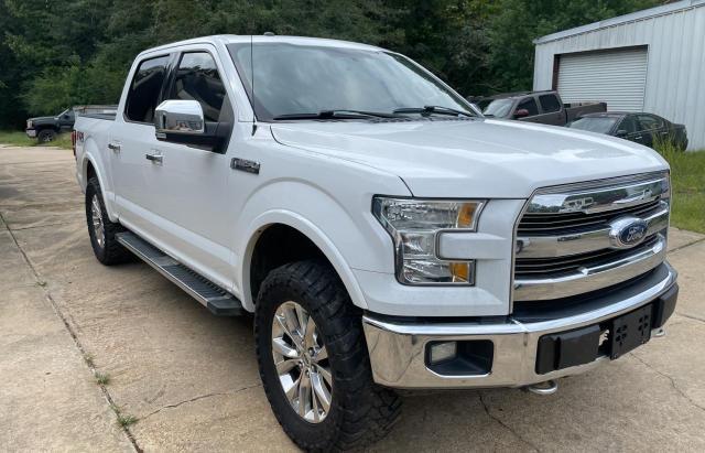 Vehiculos salvage en venta de Copart Eight Mile, AL: 2017 Ford F150 Super