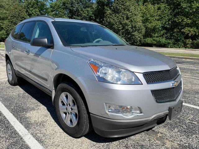 Salvage cars for sale from Copart Glassboro, NJ: 2012 Chevrolet Traverse L