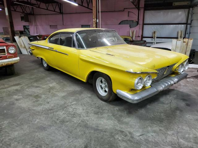 Plymouth salvage cars for sale: 1961 Plymouth Belvedere