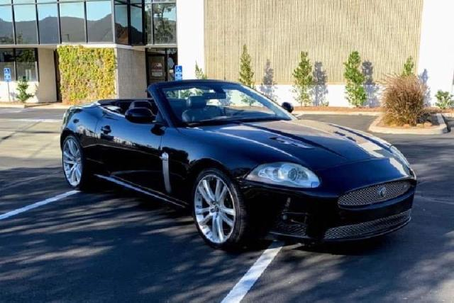 Jaguar XKR salvage cars for sale: 2008 Jaguar XKR