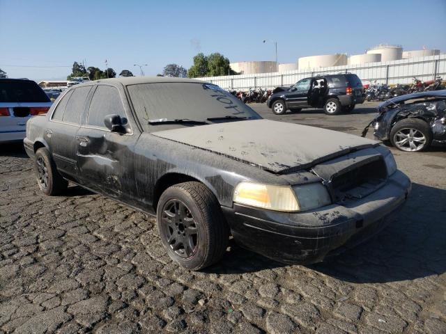 Vehiculos salvage en venta de Copart Martinez, CA: 2010 Ford Crown Victoria