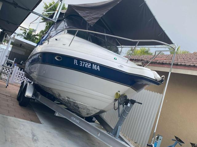 Glastron salvage cars for sale: 2000 Glastron Boat With Trailer