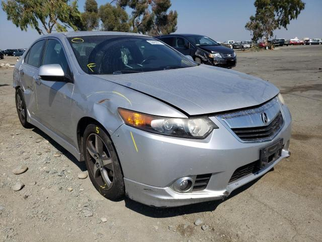 Acura salvage cars for sale: 2012 Acura TSX SE