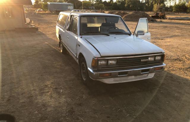 Datsun salvage cars for sale: 1984 Datsun 720 King C