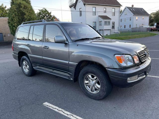 Vehiculos salvage en venta de Copart New Britain, CT: 2001 Lexus LX 470