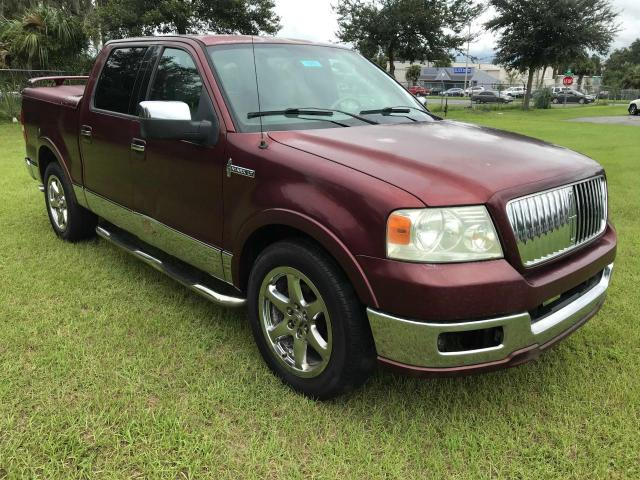 Salvage cars for sale from Copart Ocala, FL: 2006 Lincoln Mark LT