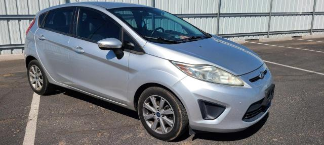 Salvage cars for sale from Copart Phoenix, AZ: 2013 Ford Fiesta SE