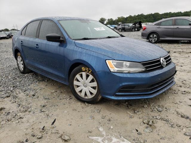 Volkswagen Jetta salvage cars for sale: 2016 Volkswagen Jetta
