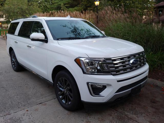 Salvage cars for sale at Columbia Station, OH auction: 2021 Ford Expedition