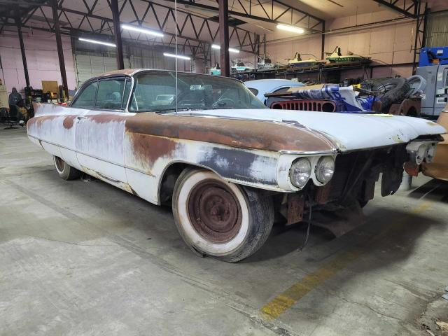 Cadillac Vehiculos salvage en venta: 1960 Cadillac 2 DR