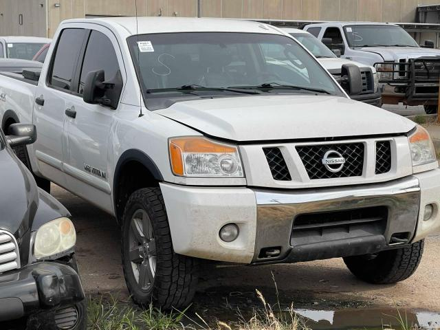 2010 Nissan Titan XE en venta en Oklahoma City, OK