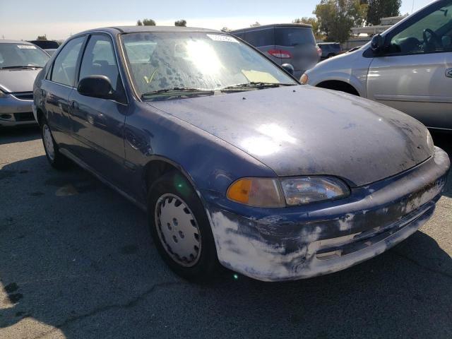 Vehiculos salvage en venta de Copart Martinez, CA: 1995 Honda Civic LX