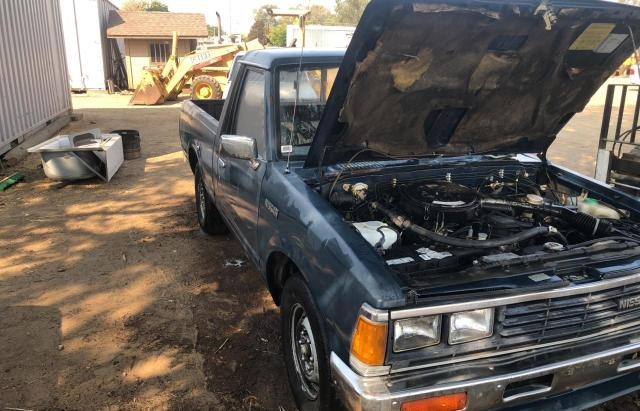 Nissan 720 salvage cars for sale: 1986 Nissan 720