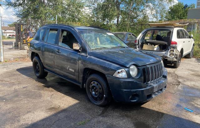 Salvage cars for sale at Alorton, IL auction: 2007 Jeep Compass