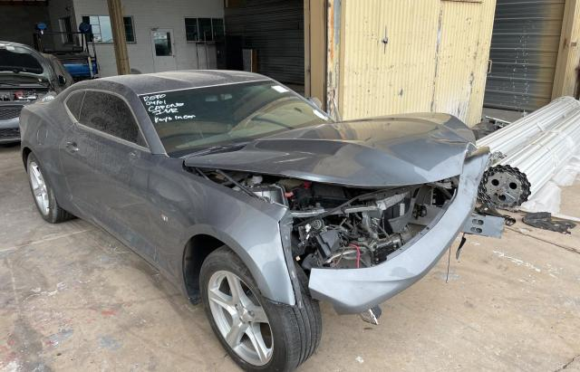 Salvage cars for sale from Copart Phoenix, AZ: 2019 Chevrolet Camaro LS