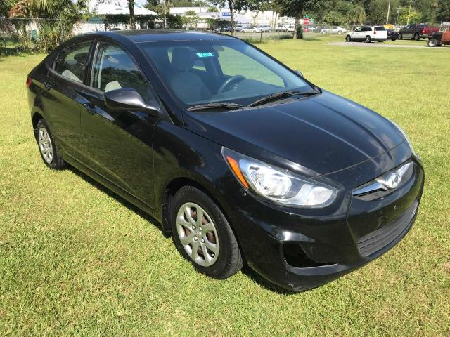 Salvage cars for sale from Copart Ocala, FL: 2013 Hyundai Accent GLS